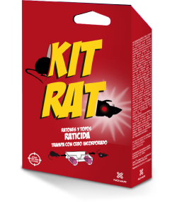 Trap + Bait for mice and moles